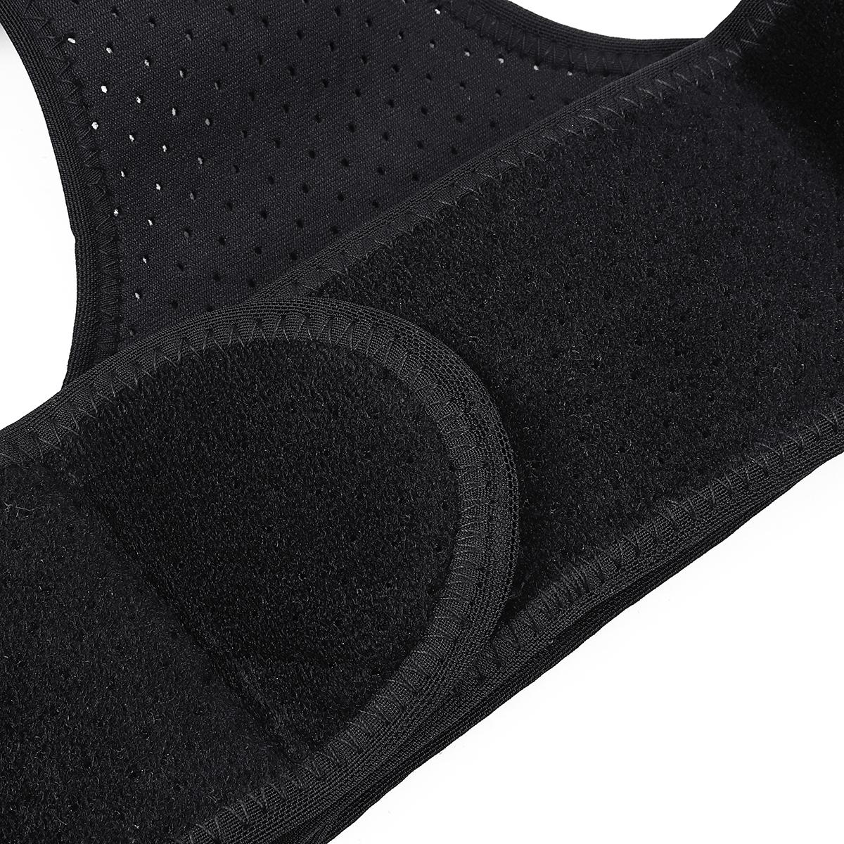 6 Type Back Posture Brace Belt Shoulder Support Corrector