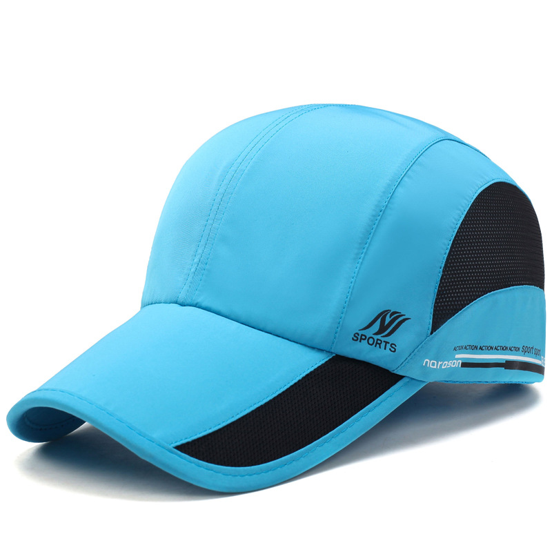 Unisex Mesh Baseball Caps Casual Quick Drying Hats