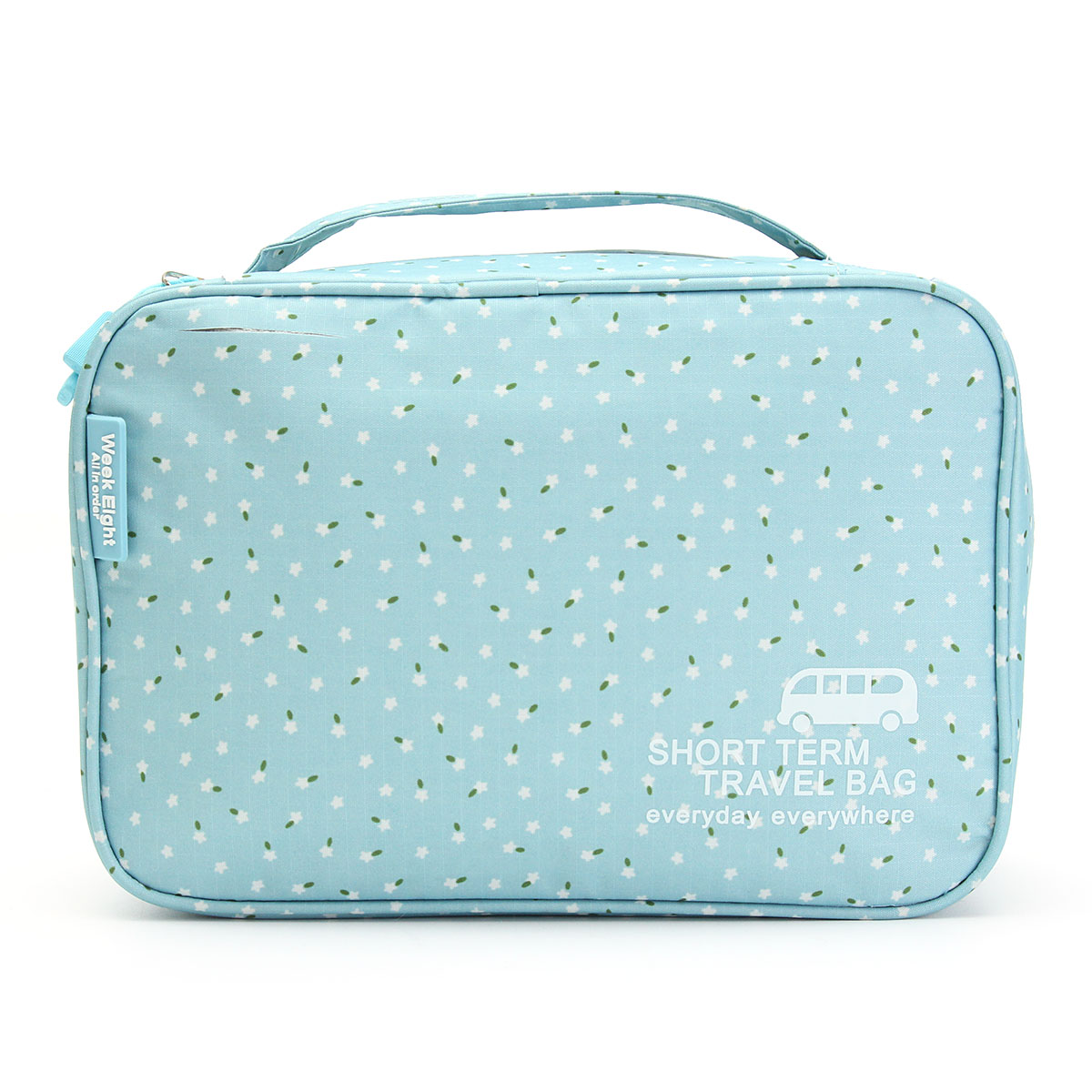 Waterproof Expandabl Travel Hanging Wash Bag Toiletry Ladies Women Make Up Pouch