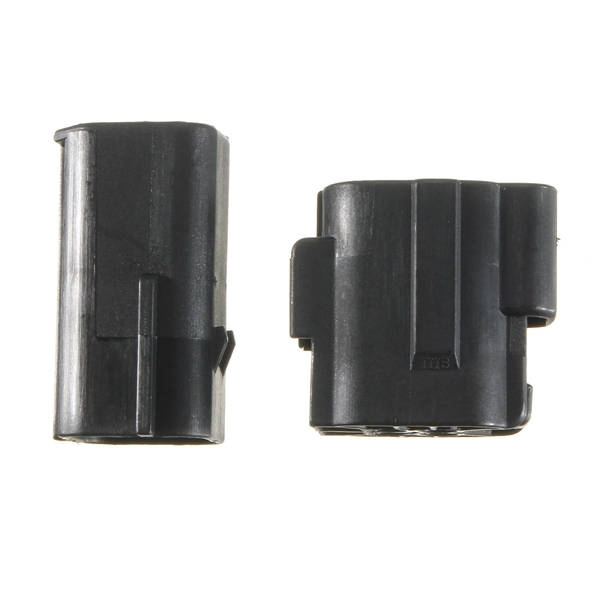4 Pin Way Male Female Terminals Electrical Wire Connector Plug Set Marine Car Truck Kit