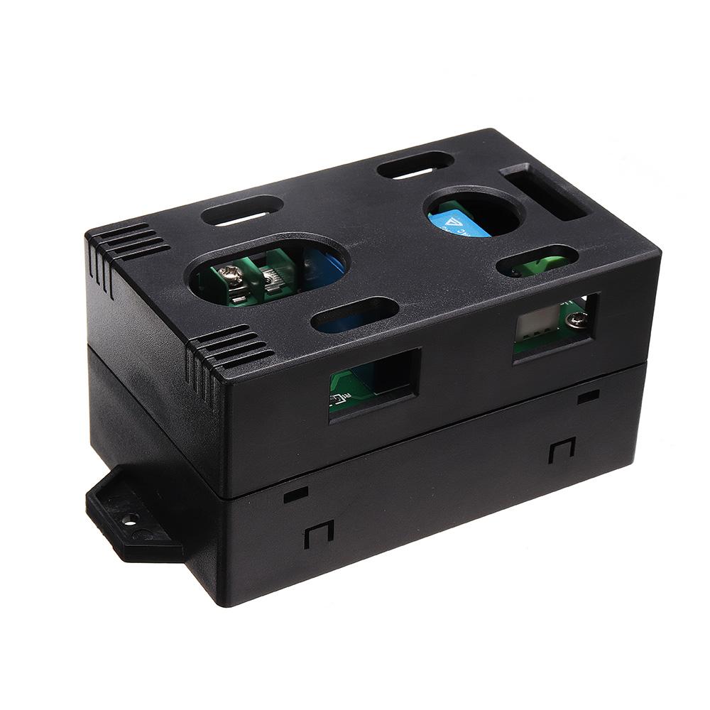 VAT1200 Wireless DC Voltmeter Current Tester Watt Measurement Digital Display Electric Garage Meter With Temperature Sensor