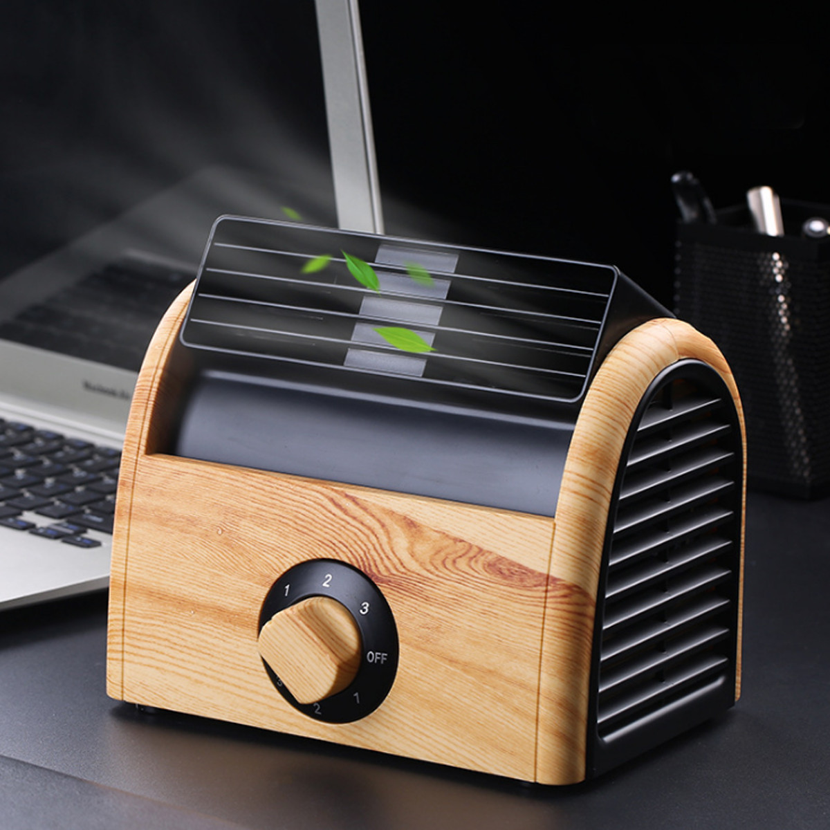 Image of 220V 30W Portable Mini-Kühlungs-Klimaanlagen-Ventilator 55db Quiet Air Cooler Desktop