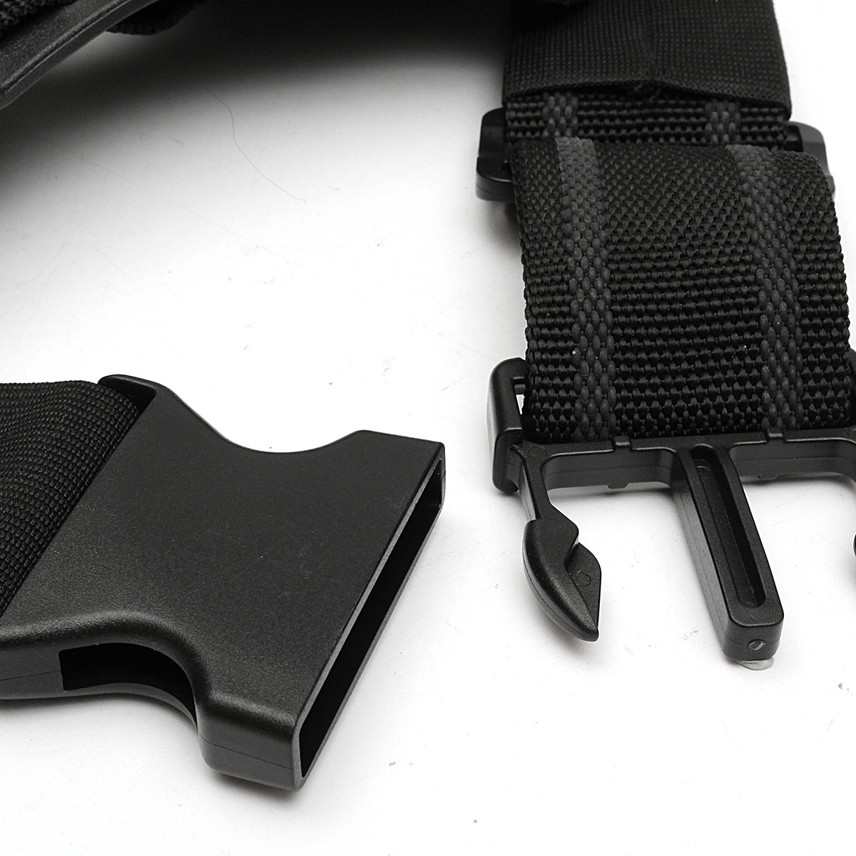 Tactical Drop Leg Thigh Rig Holster Platform Panel Plate For SERPA CQC Holsters