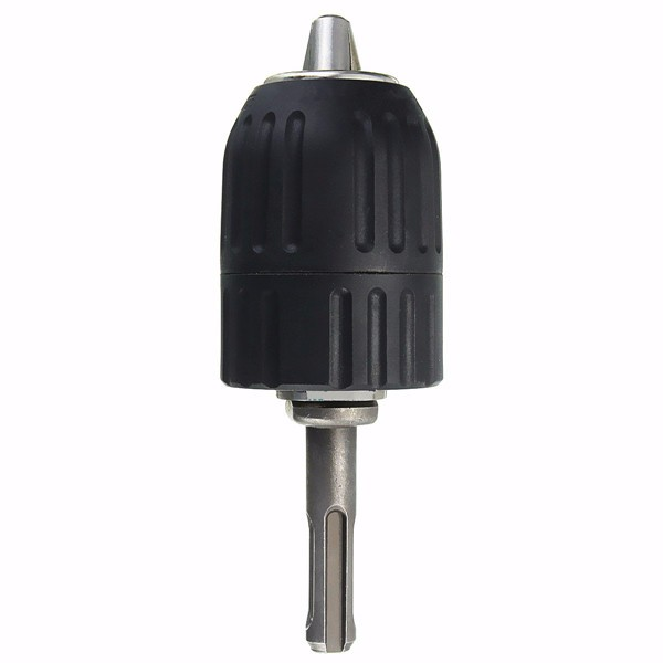 Drillpro 1/2-20UNF Mount 2-13mm Self Locking Keyless Drill Chuck with 1/2 SDS Adaptor