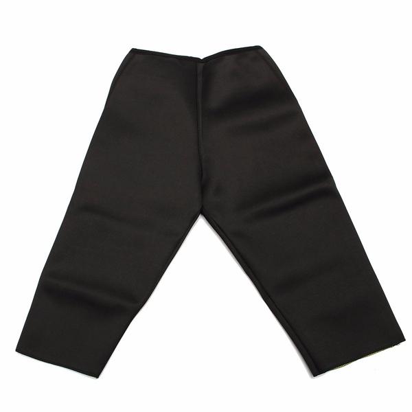 Women Neoprene Body Shaper Waist Slimming Pants Trousers