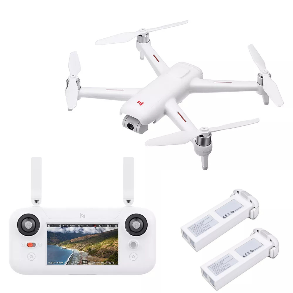 $299 for FIMI A3 RC Quadcopter -Two Batt