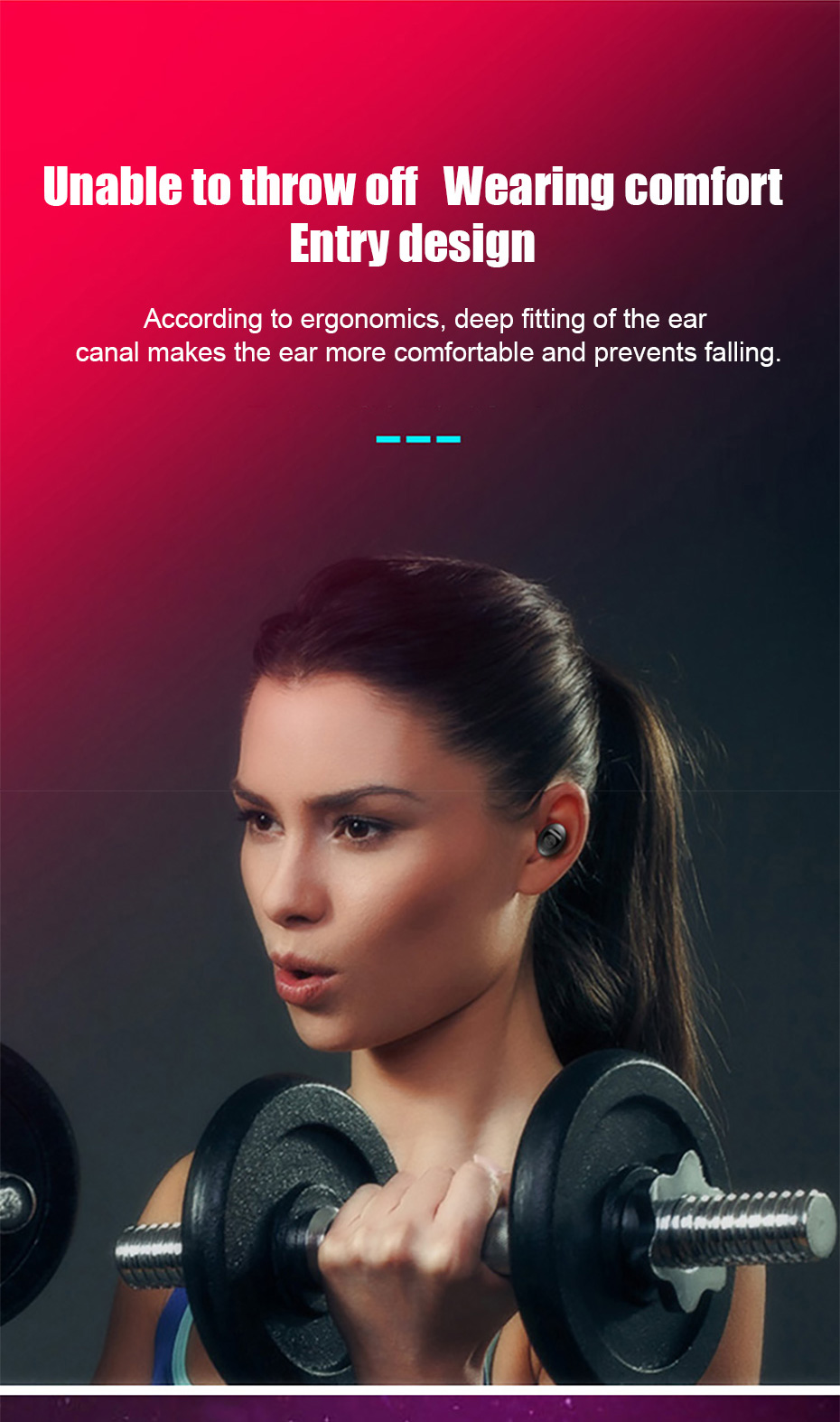 Bakeey XG12 TWS bluetooth 5.0 Earphone Stereo Wireless Earbuds Hi-Fi Sport Handsfree Gaming Headset With Mic