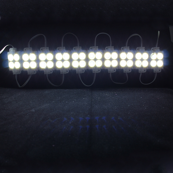 20PCS SMD5630 Cool White/Warm White 80 LED Module Strip Light Waterproof Store Front Rigid Lamp DC12V