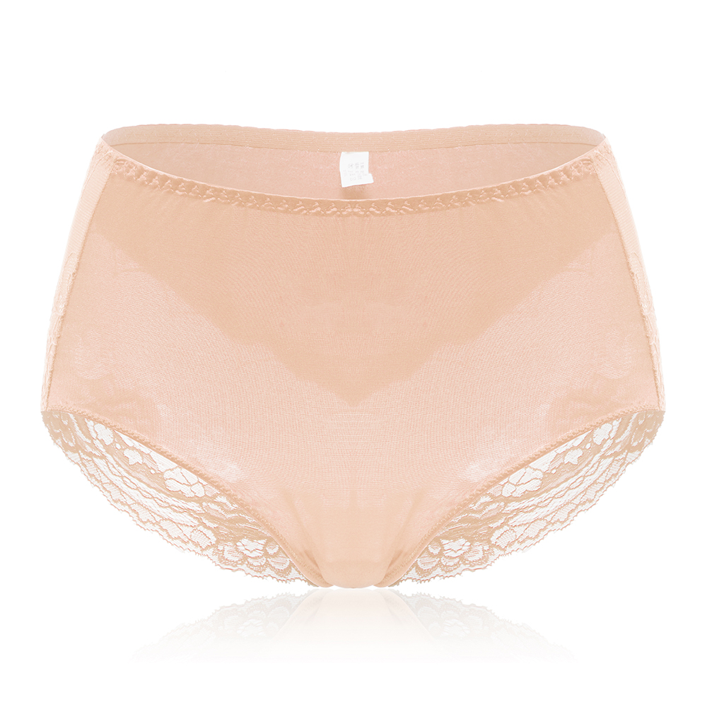 Plus Size Stretchy High Waist Sexy Lace Panties