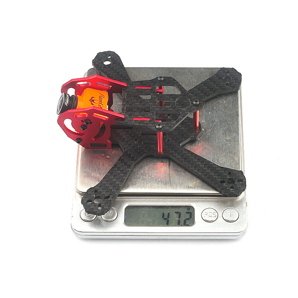 Anniversary Special Edition Realacc Venom125 125mm Carbon Fiber RC Drone FPV Racing Frame W/ 3D-Printed Holder
