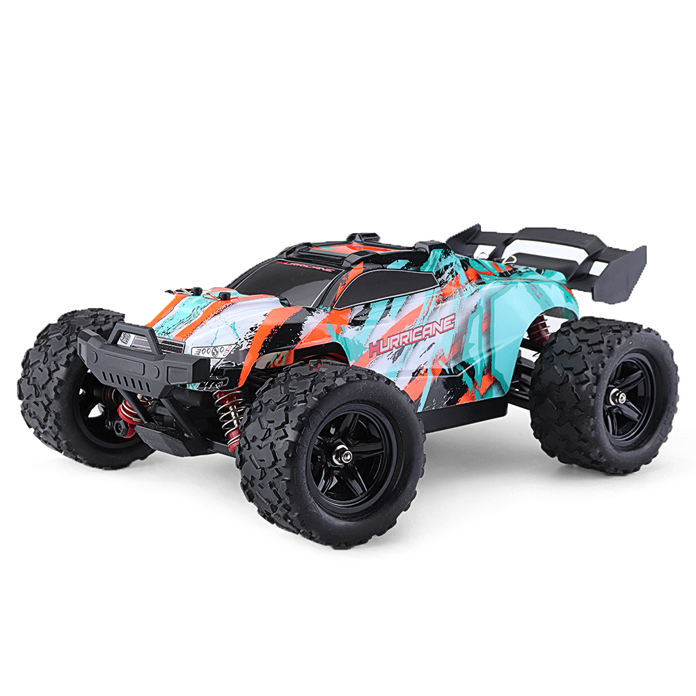 HS 18322 1/18 2.4G 4WD 36km/h RC Car Model Proportional Control Big Foot Monster Truck RTR Vehicle - Photo: 12