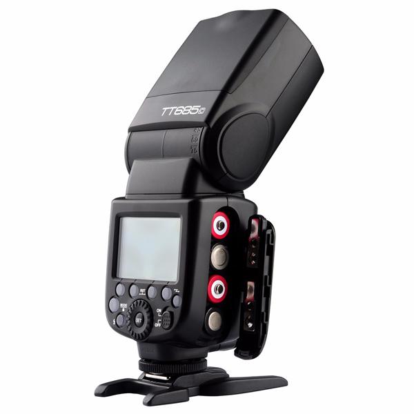 Godox TT685C E - TTL LCD Flash Speedlite for Canon EOS Series Camera