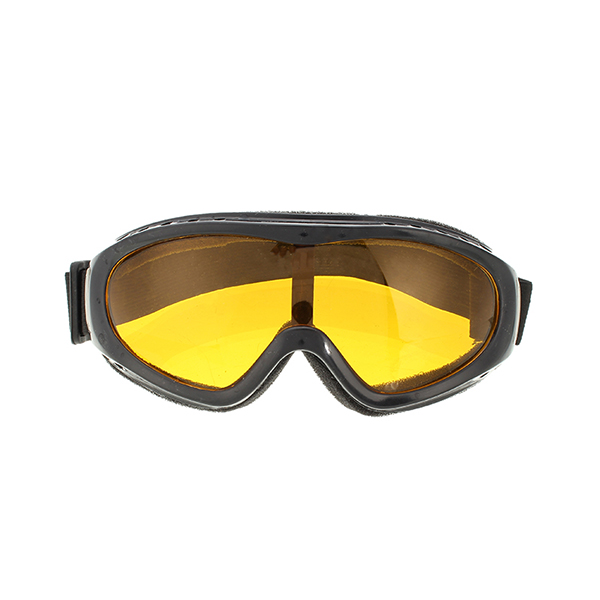 Anti Impact Anti-UV Windproof Skiing Goggles Climbing Dust-proof Glasses For Motorcycle Riding