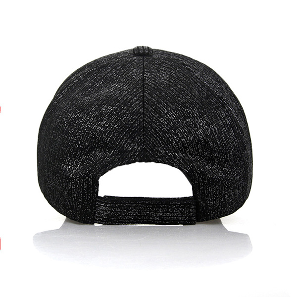 Mens Letter Breathable Cotton Baseball Cap