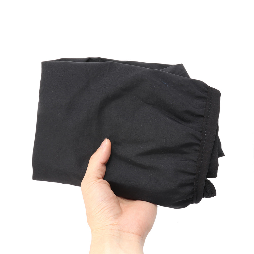 Oxford Cloth Black 340x562x475mm Generator Cover Waterproof Dustproof