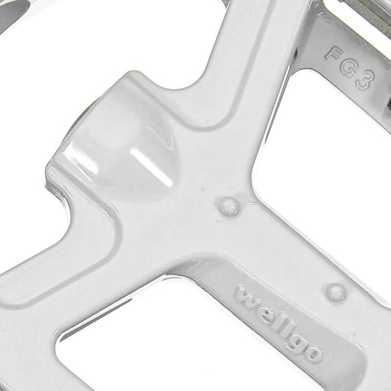 WELLGO MG36 Ultralight Pedals 2DU Aluminum Alloy MTB Mountain Bike Pedals