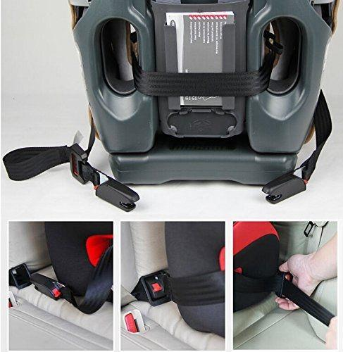Chair Isofix Interface Belt Special Type Onnector Connection Baby Car Safety Seats