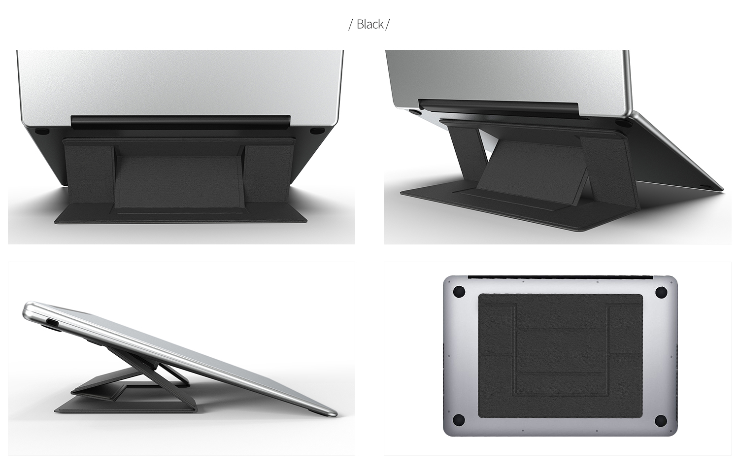 Universal Portable Invisible Adjustable Laptop Stand For Notebook Laptop Macbook Surface