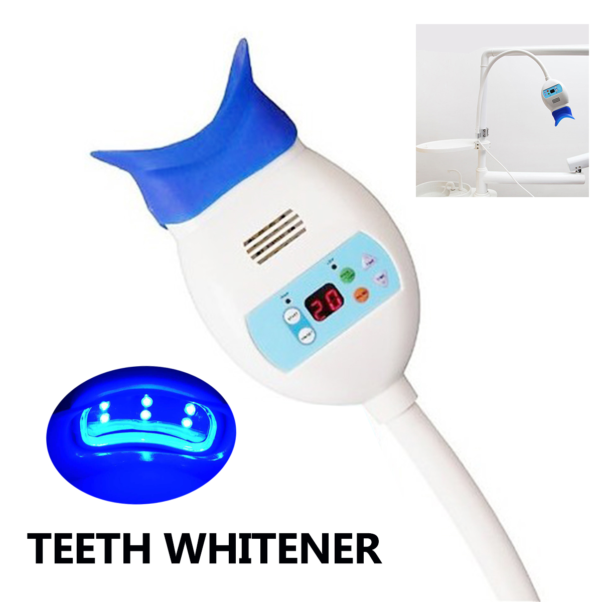 LED Teeth Whitening Light Lamp Accelerator