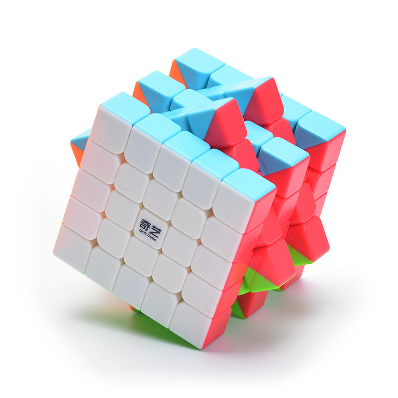 Original Magic Speed Cube 5x5x5 Professional Puzzle Education Toys For Children