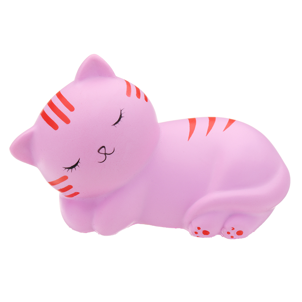 Linohitomi Cat Squishy 8CM Slow Rising With Packaging Collection Gift