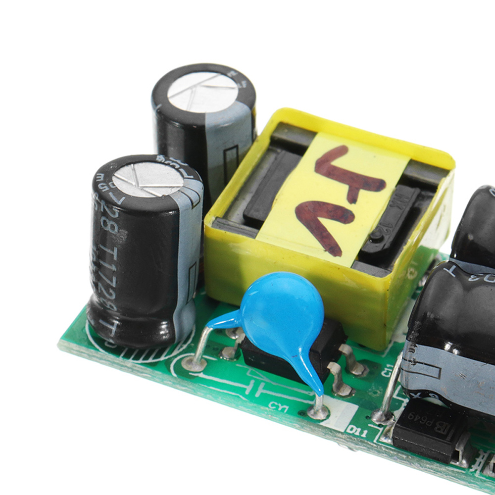 SANMIN® AC-DC 380V To 5V 3W Three-phase Four-wire Switching Power Supply Module Isolation Buck Power Supply