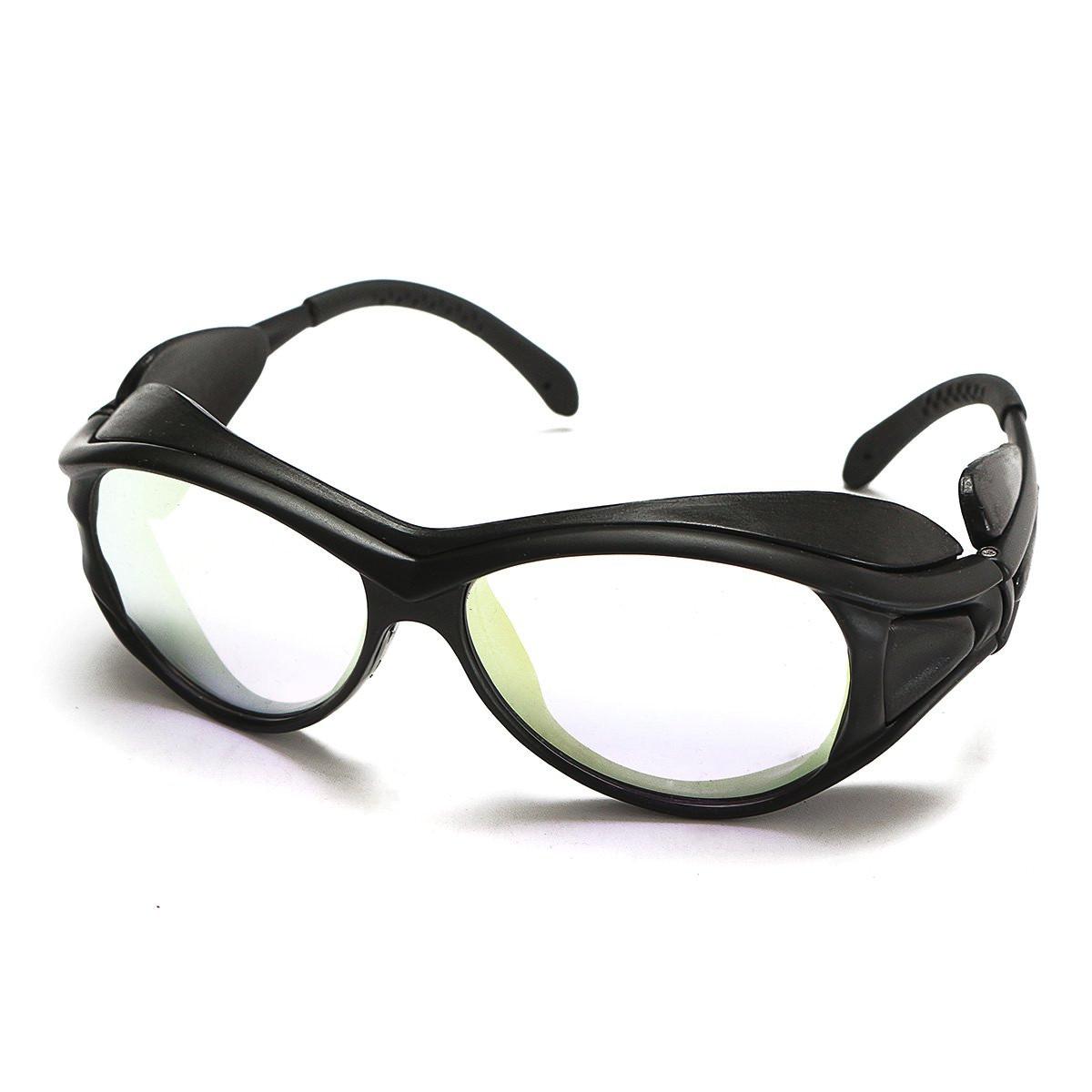 7c5af6d85438b Laser de CO2 óculos de proteção de camada dupla óculos profissionais 10.6um  od + 7