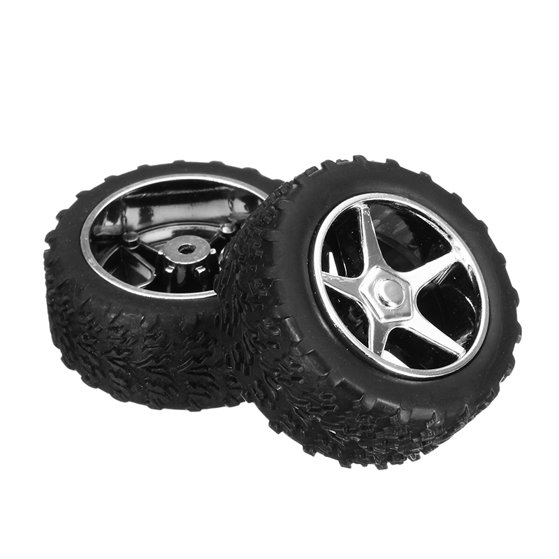2PCS 3mm Wltoys L939-15 Front 16 Rear Wheels Tire For RC Car 2019 Spare Parts