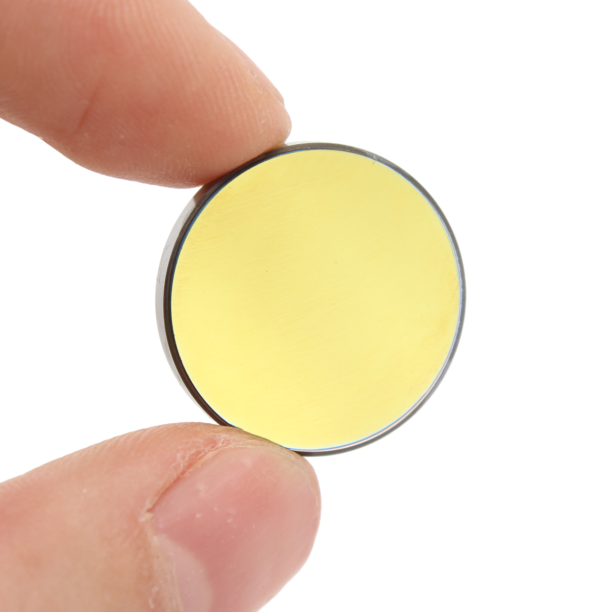 3Pcs Reflective Mirror Reflector Si Coated Gold for CO2 Laser Cutting Engraving
