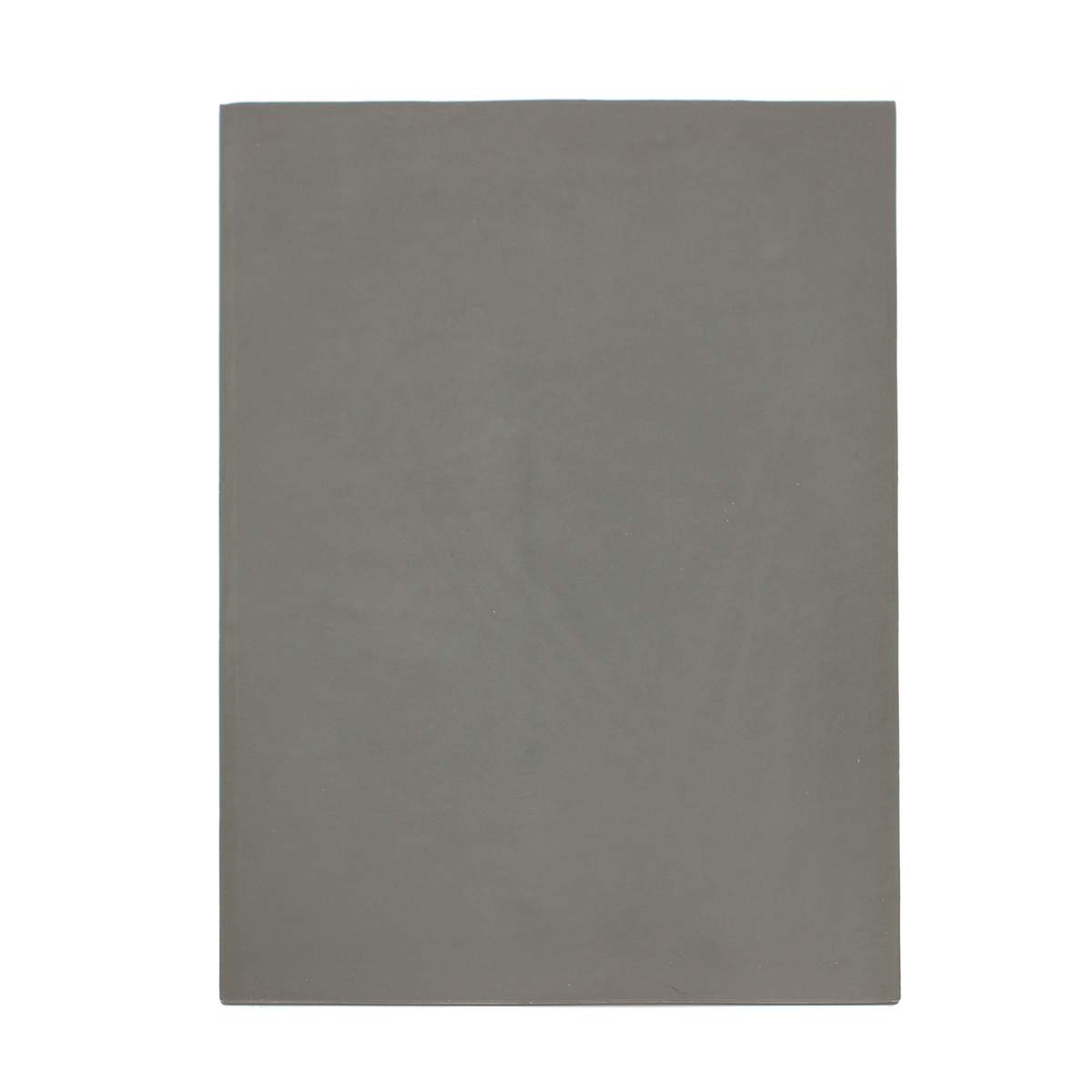 A4 Laser Rubber Sheet 2.3mm Gray for Printing Engraving Sealer Stamp DIY Craft