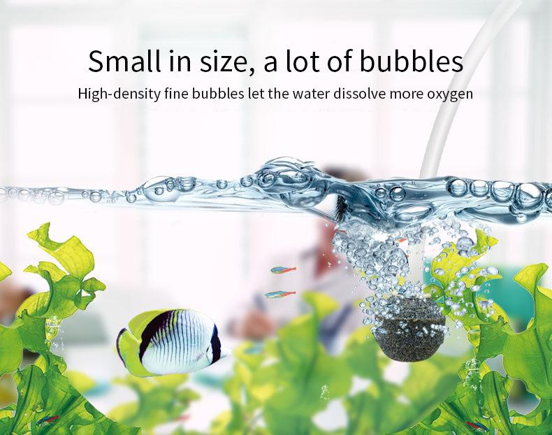 42bbe74c3d1 usb mini aquarium oxygen pump efficient outdoor fishing air stone ...