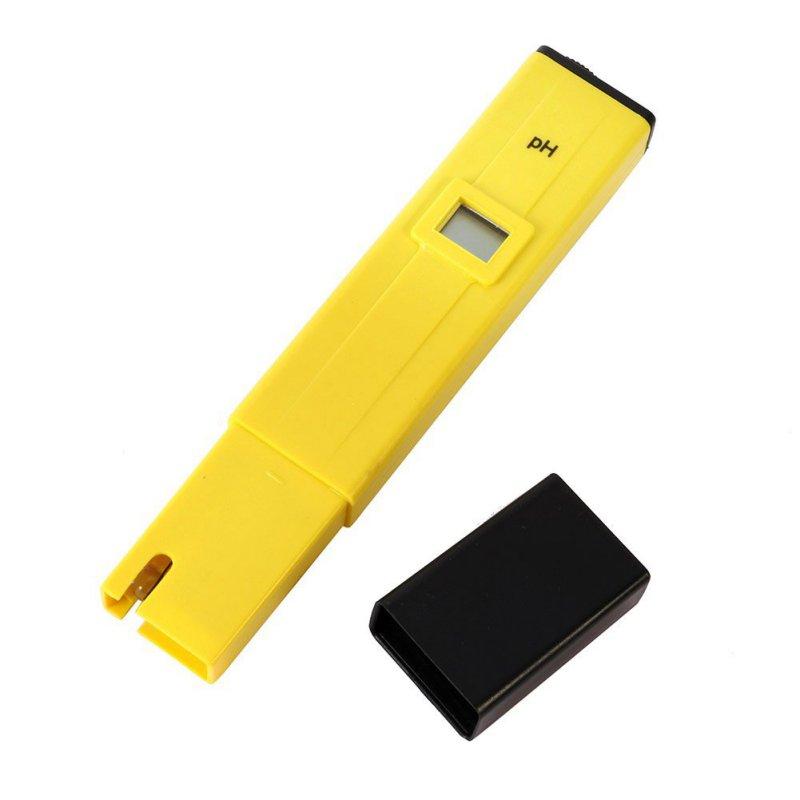 Household Portable Digital LCD PH Meter Water Liquid Testing Pen Aquarium Pool Fish Tank Tools