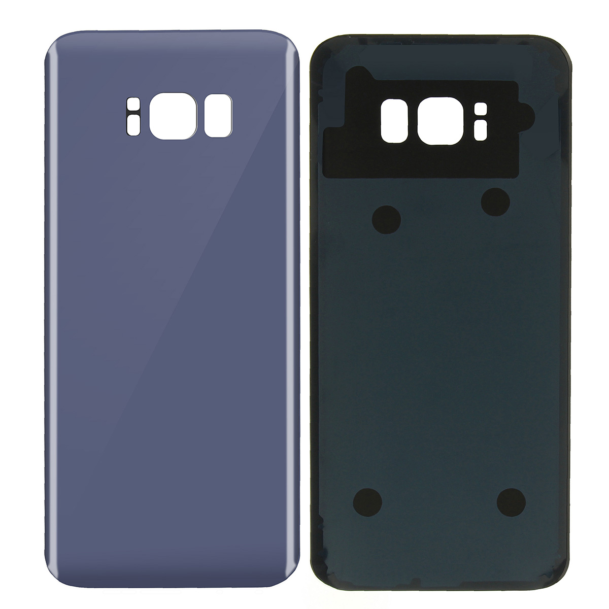 Rear Back Glass Battery Cover Replacement for Samsung Galaxy S8 Plus