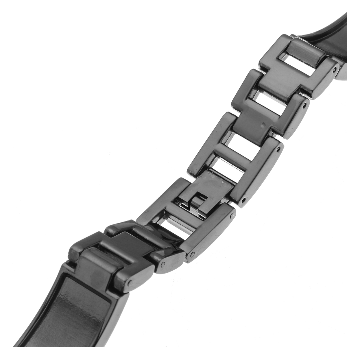 Jewelry Metal Watch Band Stainless Steel Straps For Fitbit Alta/HR Smart Watch