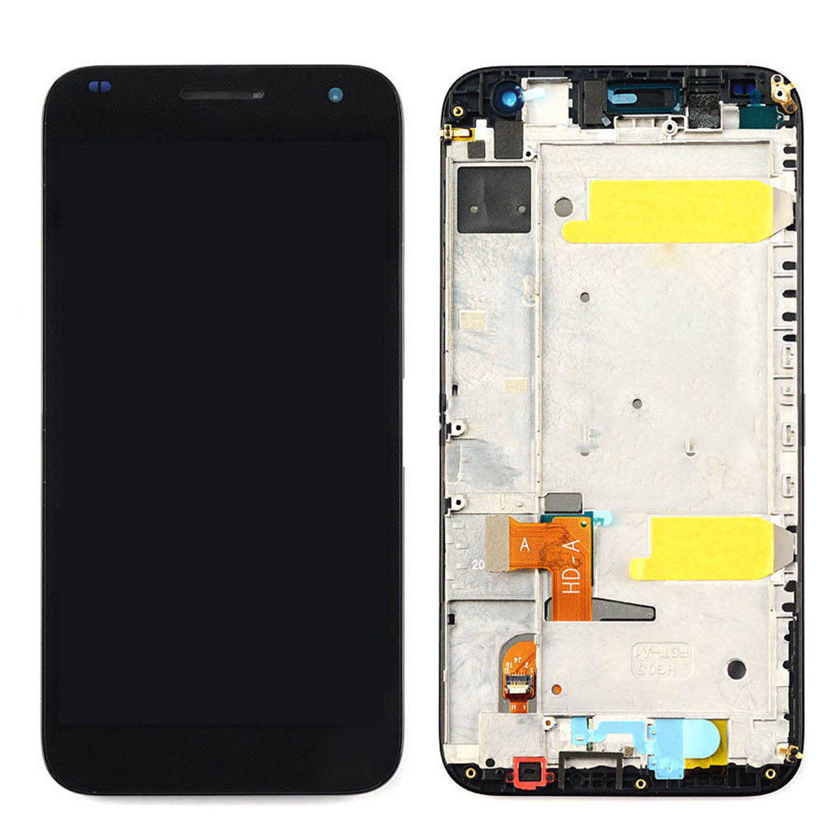 LCD Display+Touch Screen Digitizer Assembly Screen Replacement for Huawei Ascend G7 G7-L01 G7-L03