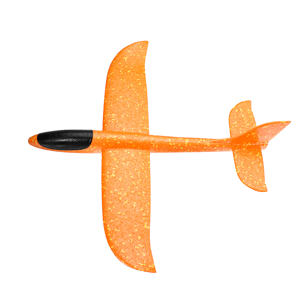6PCS 48cm Hand Launch Throwing Aircraft Airplane Glider DIY Inertial Foam EPP Children Plane Toy
