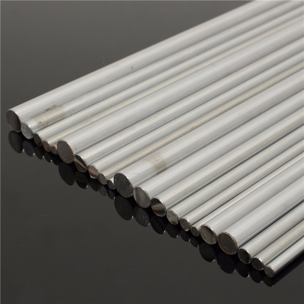 OD 5-12mm X L 300-600mm Cylinder Liner Rail Linear Optical Axis