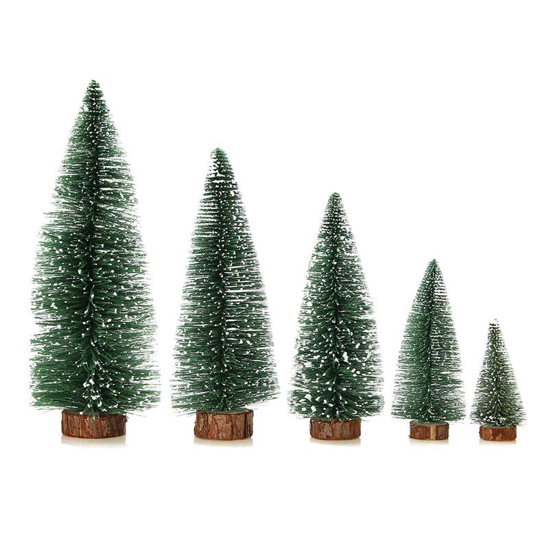 Mini Christmas Tree Home Wedding Decoration Supplies Artificial Tree A Small Pine Tree
