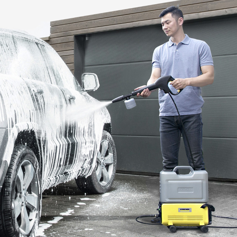 XIAOMI Mijia 60Bar Portable Electric Car Wireless High Pressure Washer Machine Cleaner