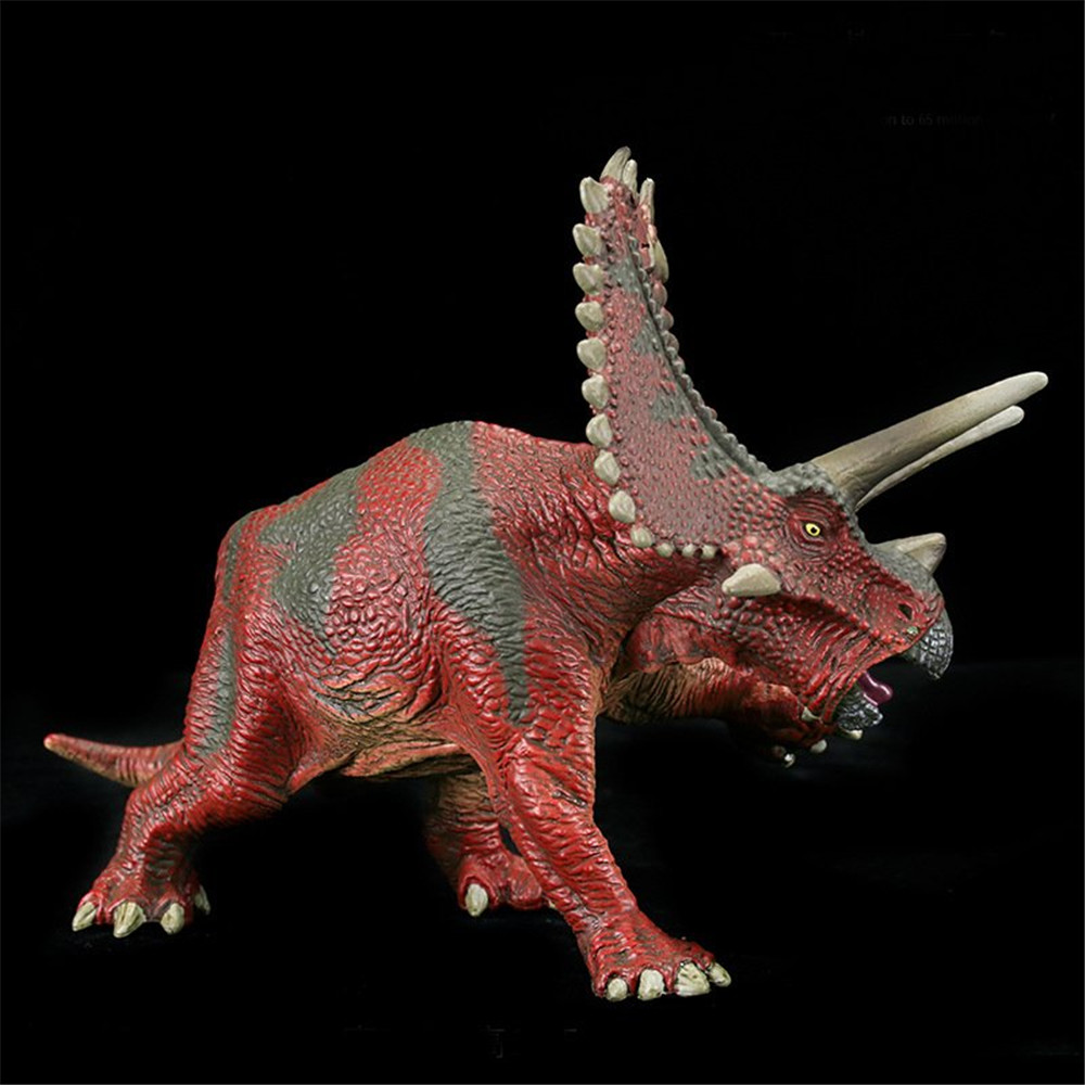 Jurassic Dinosaur World Park Pentaceratops Plastic Toys Model Action Figure Boys Gift