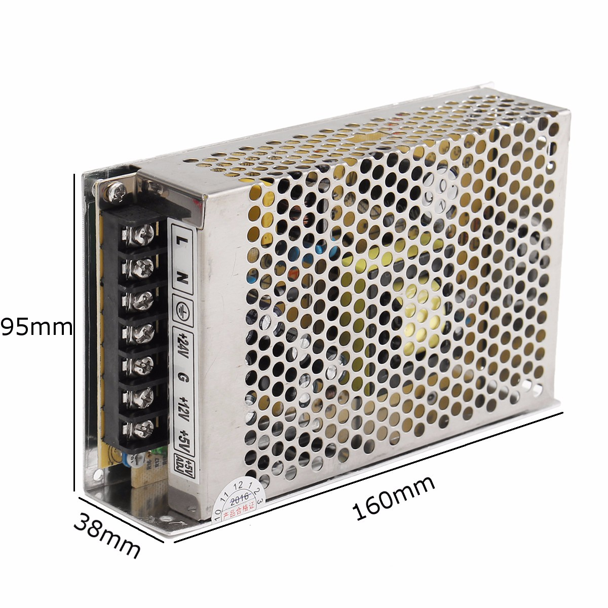 5V/12V/24V Power Supply Box For large Game Consoles