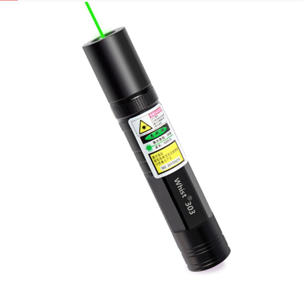 Whist 303D Laser Pen  532nm Green Laser Pointer Pen