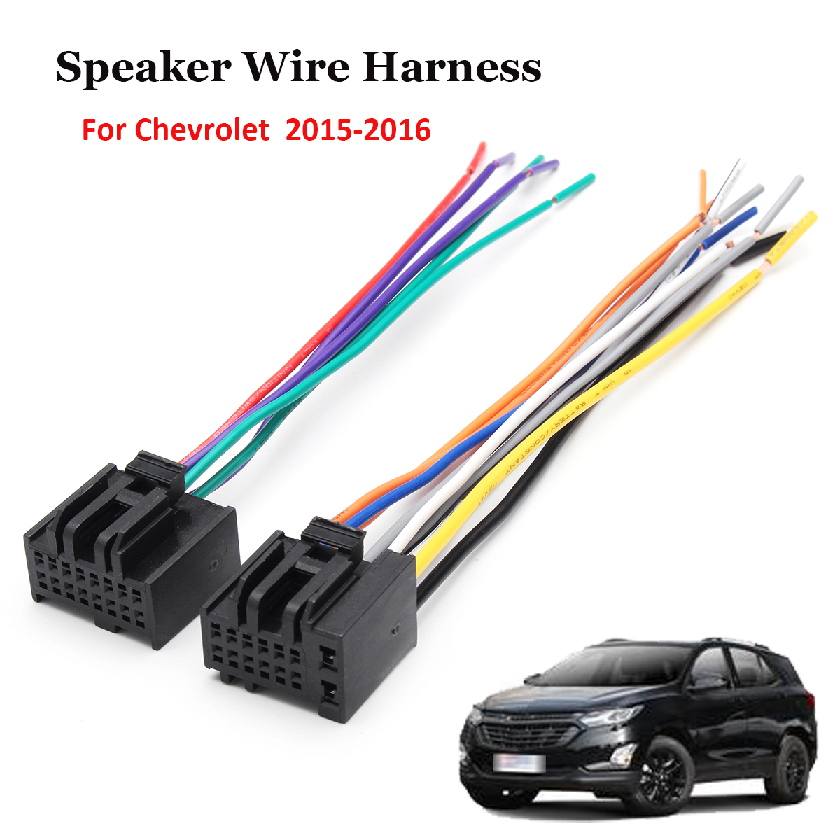Other Parts Accessories 2pcs Car Radio Stereo Speaker Wiring Harness Damaged Specification Material Plastic Manufacturer Part Number Gm 1409m Interchange Metra 71 2105