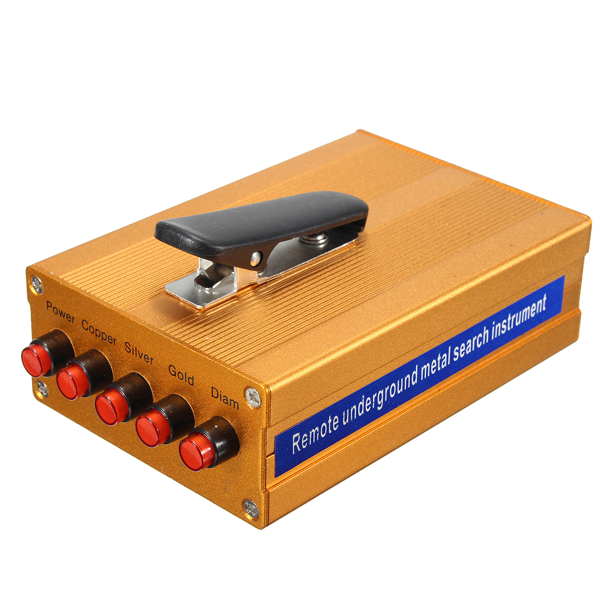 Remote Metal Search Diamond Detector For Detecting Copper Gold Silver