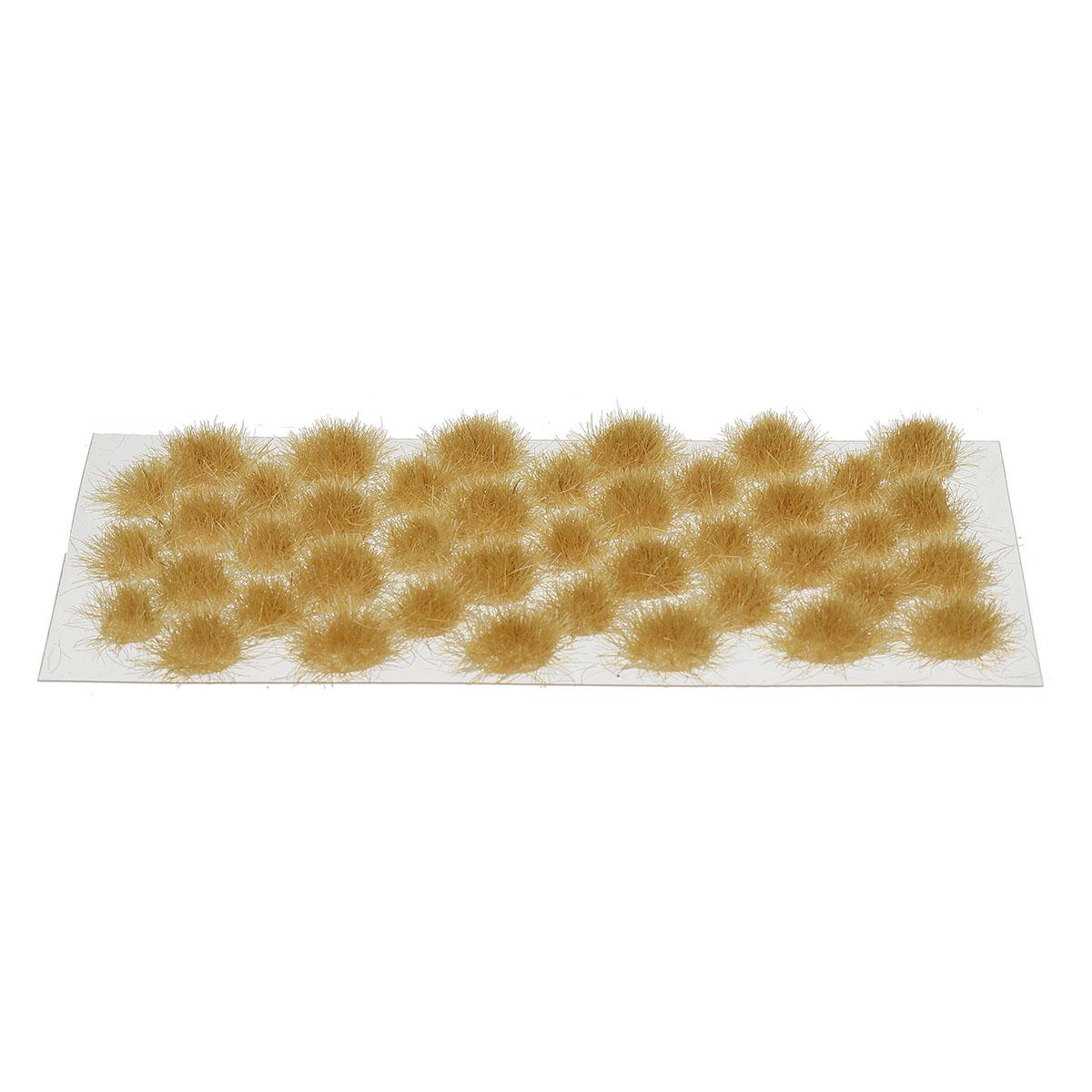 Decorazioni per tappeti accessori fai-da-te sintetici artificiali in polvere modello erba sintetica
