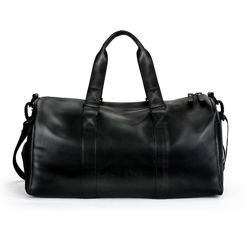 PU leather Travel Bag Business Luggage Bag Gyms Bag