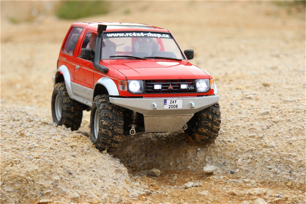 Rubber Safari Snorkel For TF2 Tamiya CC-01 XC 1/10 Axial RC4WD Simulation Model Car Parts - Photo: 10