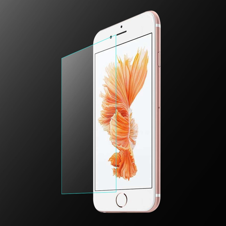 Tempered Glass Film Screen Protector Only for 360° Full Body Case for iPhone 5 5S SE