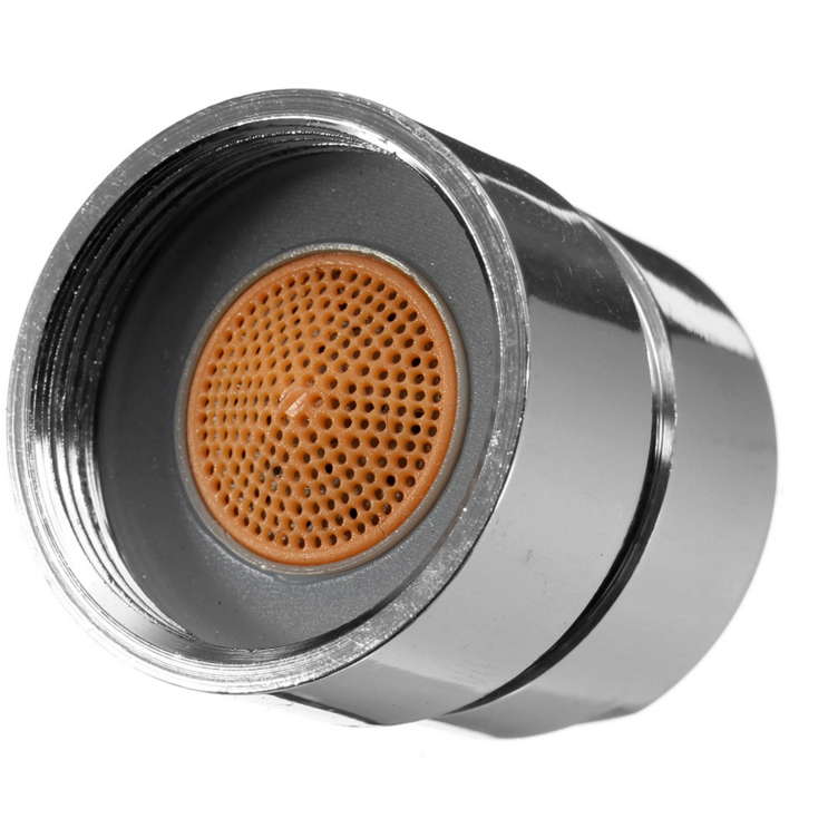 Brass Touch Control Faucet Aerator Water Valve Water Saving One Touch Tap Aerator