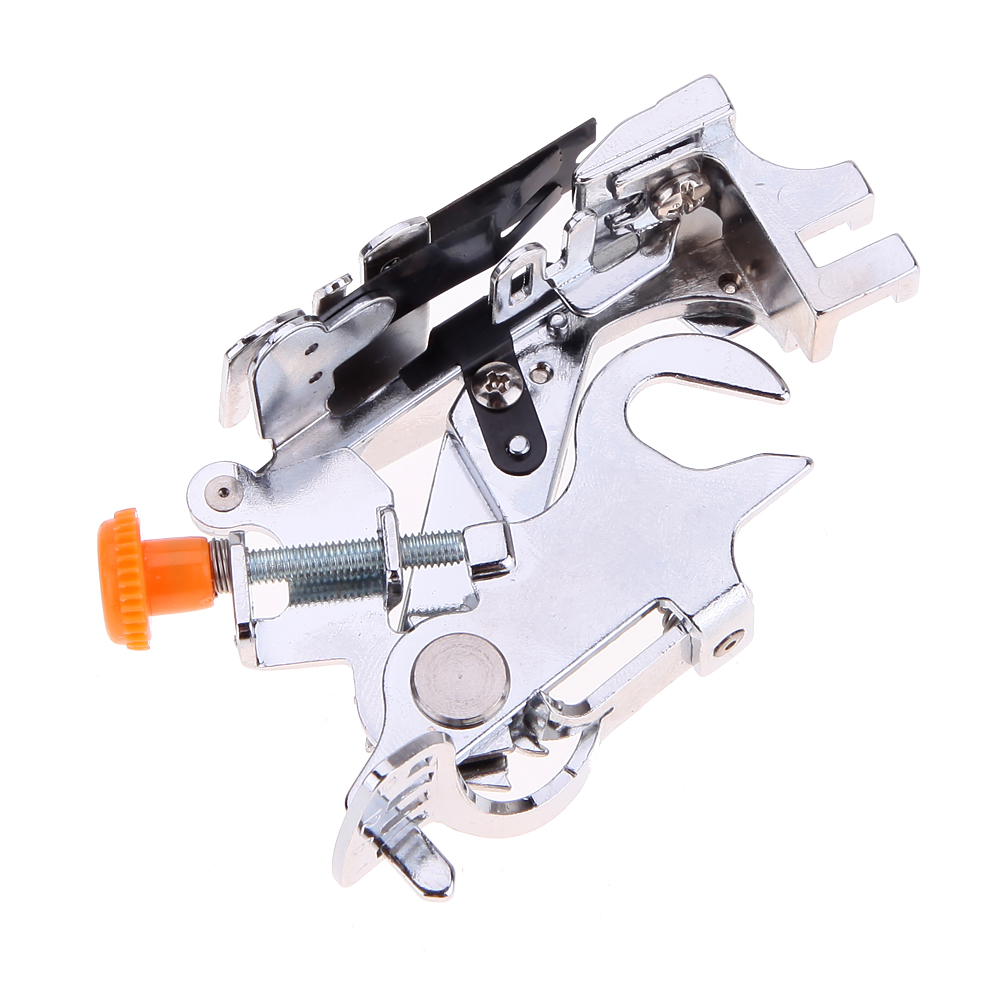 1 Pcs Ruffler Sewing Machine Presser Foot Ruffler Low Shank Ruffling Sewing Tool